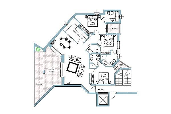 1/2 Quadrilocale - Appartamenti Esclusivi in Vendita a Porto Cervo - Costa Smeralda