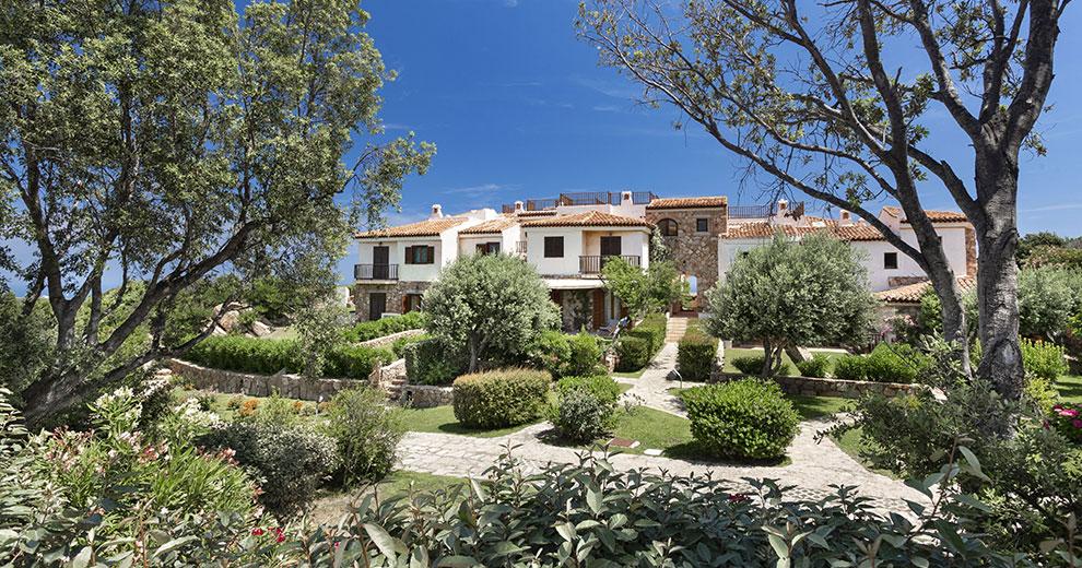 Vendita Appartamenti Residenza del Golf Porto Cervo