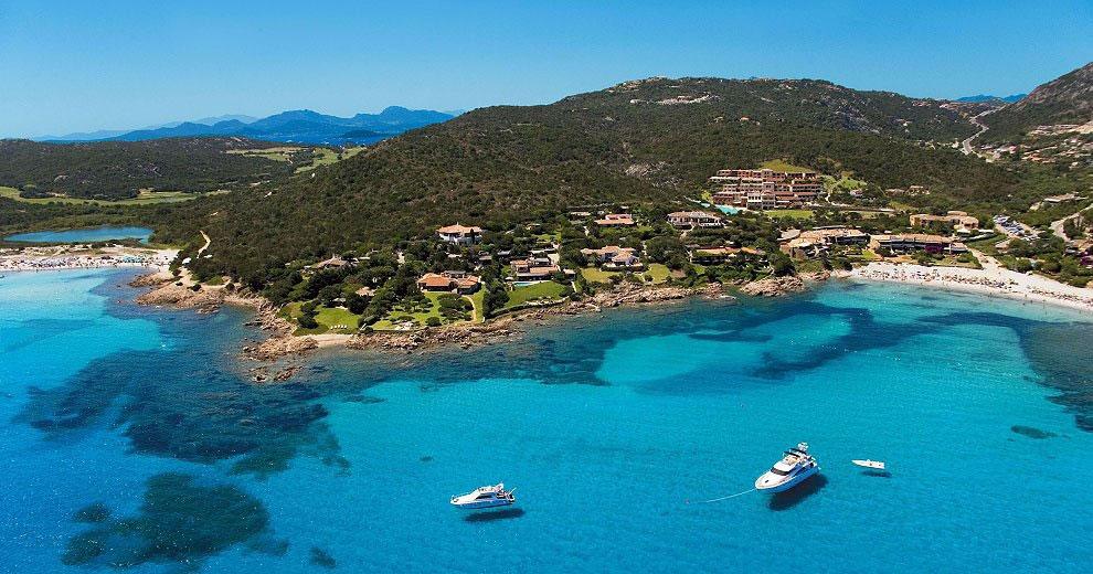 Lotti Edificabili gia urbanizzati in Costa Smeralda Sardegna