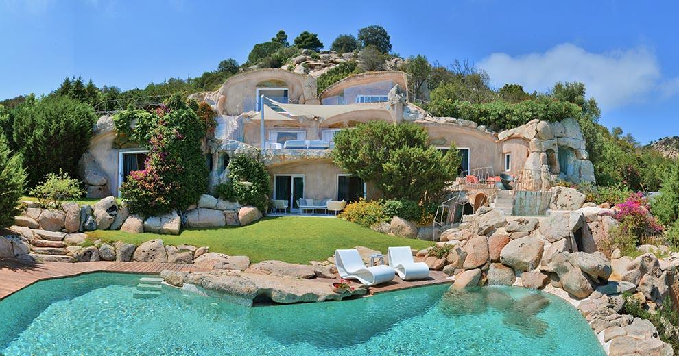 Vendita Villa Petra al Pevero Costa Smeralda Sardegna